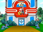 Pokemon Attack Defense Game
