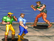 fighting, arcade , boy , cadillacs , and , dinosaurs , player