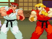 Street Fighter Legend Of Ankatsuken Game