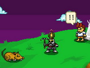 Egg Knight Game