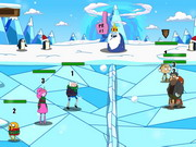 Ben 10 Snowbrawl Battle 2 Game