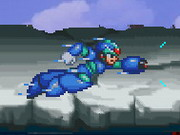 Megaman Time Trials Game