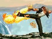 fighting, arcade , boy , king , fighters