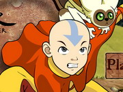 Avatar The Last Air Bender Battle Game
