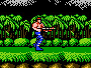 Contra Flash Game