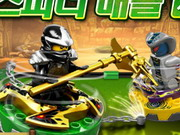 Ninjago Energy Spear 2 Game