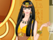 Helen Trip To Egypt Dress Up Game