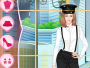 Helen Cool Style Dress Up Game