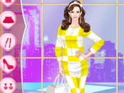 Helen Check Please Style Dress Game