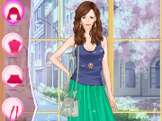 Helen Cute Casual Style Dress Game