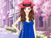 Amy Cute Casual Style Dress Game