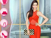 Helen Sheer Wear Dress Up Game