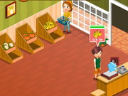 Cicily's Vegetable Stall Game
