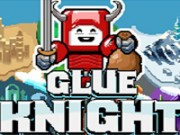 Glue Knight Game