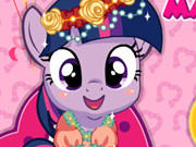 Little Pony Prom Makeup Game