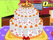 Delicious Cake Decoration Games