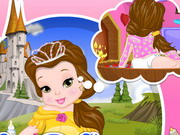 Baby Belle Spa Day Game