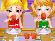 Baby Madison Tea Party Game