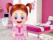 Baby Emma Easter Room Decoration Game
