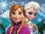 Frozen Differences Game