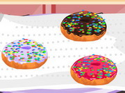 Cook Donuts Game