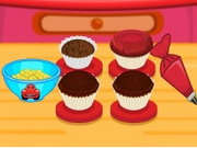 Lightning Mcqueen Cupcakes Game