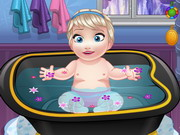 other, baby , kid , baby , elsa , bathing
