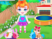 Baby Pet Party Game