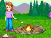 Sofia Cooking Marshmallows Game