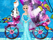 other, boy , girl , kid , elsa , carriage , wash