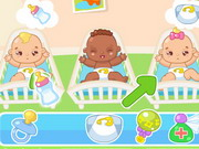 Cute Baby Daycare 2 Game