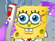 Spongebob Eye Doctor Game