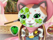 Sheriff Callie Makeover Game