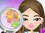 Violetta Ear Doctor Game