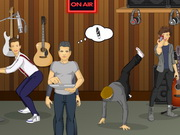 One Direction Crazy Dancing Game