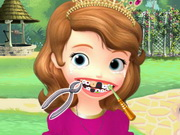 Sofia The First Dentist Game