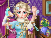 Elsa Hospital Recovery Game