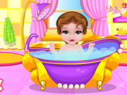 Fairytale Baby Belle Caring Game
