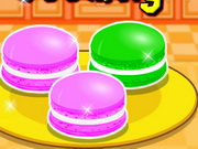 Cooking Super Macarons Game