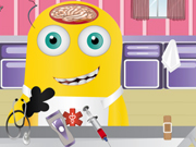 Minion Brain Surgery Game