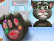 other, animal , boy , girl , talking , tom , foot , doctor