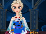 other, boy , cartoon , cooking , food , frozen , girl , halloween , kid , elsa , cake