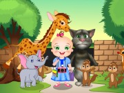 other, adventure , baby , kid , baby , rosy , and , tom , zoo