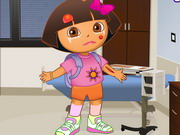 Dora At The Doctor Game