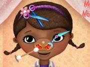 Mcstuffins Nose Doctor Game