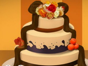 Fall Wedding Cake Decor Game