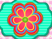Yummy Flower Cookies Game