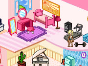 Fancy Doll House Decoraion Game