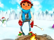 Subway Surfers Winter Adventure Game
