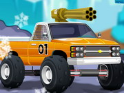 Snow Truck Extreme Game